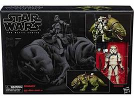 Star Wars Black Series Dewback and Sandtrooper Set In Stock MIB #04