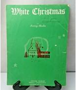 White Christmas by Irving Berlin 1942 Songs & Sheet Music  - $8.00