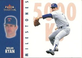 2003 Fleer Tradition Milestones Complete Set 1-25 - $12.00