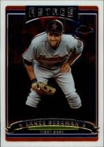 2006 Topps Chrome Baseball Base Singles (Pick Your Cards) - $0.99
