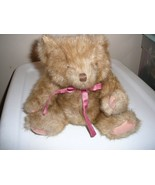 """Teddy Bear Mary Meyer Jointed 11"""" 1992 Brown Perfect Condition - $13.86"""