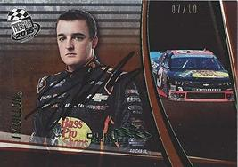 AUTOGRAPHED Ty Dillon 2015 Press Pass Racing Cup Chase Edition (#3 Bass Pro Shop - $44.99