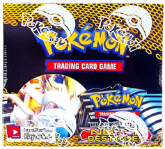 Pokemon TCG Black & White Next Destinies Booster Box Sealed 36 Packs Eng... - $280.00
