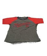 washington nationals Girls XS Graphic T-Shirt - $6.93