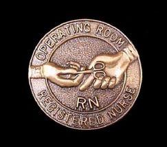 RN Operating Room Nurse Lapel Pin Graduation Professional Emblem 5052 New image 6