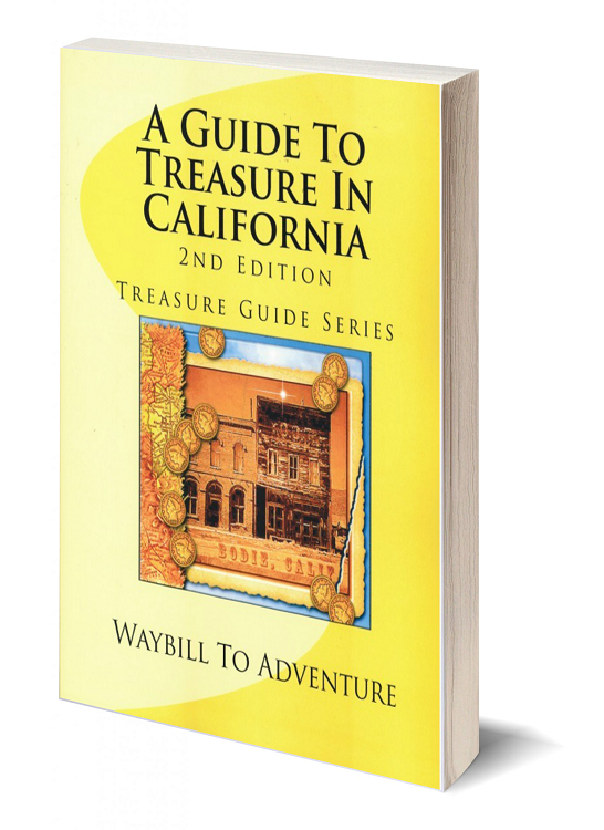 3d a guide to treasure in california