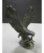 Silver plated  Eagle - $12.38