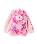 Aurora Sprinkles Pink and Purple Plush Bunny Rabbit Stuffed Soft Easter ... - $26.13