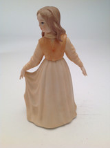 Goebel Crafts Lazlo Ispanky | GIRL IN DRESS W/ FLOWER Figurine  1978 *RARE* - $98.99