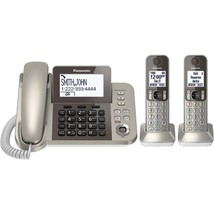 DECT 6.0 PHN SYS WCID&TAD - $119.00