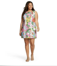 Lilly Pulitzer x Target 20th Anniversary Nosey Posie Posey Shift Dress S... - $99.00