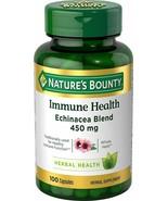 Immune Health (ECHINCEA Blend 450MG) 100 CAPS EXP 3/2023 - $19.99