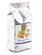 Almond Flour All Natural, Extra Fine Ground Almond Meal - Oh! Nuts 1 LB Bag All  - $19.13