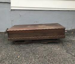 Antique Extremely Rare B. SHONINGER Folding Portable PUMP Organ Pre 1868 - $1,237.49