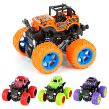 Four-wheel drive inertial vehicle rotating stunt  vehicle four independe... - $21.50