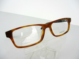 Calvin Klein Ck 7936 (240) Amber Tortoise 54 X 17 140 mm Eyeglass Frame - $60.73