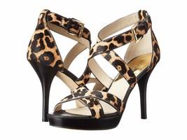 MICHAEL Michael Kors Evie Platform Natural Shoes Size 8.5 - $69.99
