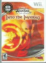 Avatar: The Last Airbender - Into the Inferno (Nintendo Wii, 2008) - $9.90