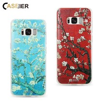 CASEIER® Van Gogh Painting Phone Case Samsung Galaxy S6 S7 Edge Note S8 Plus - $3.69+