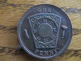 Mason Masonic 1850 Madison Chapter NO.4-R.A.M. Token Coin Advertising Medallion - $42.75