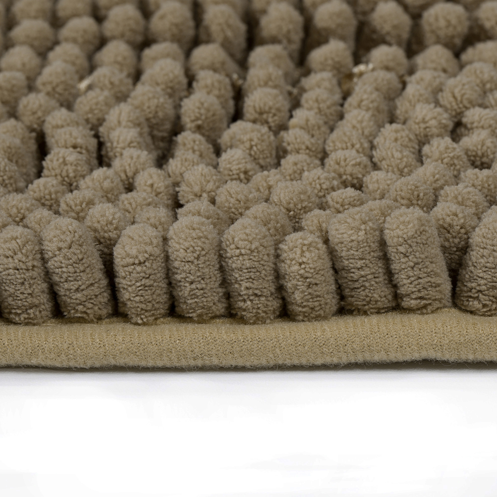 Bathroom Rugs Non-Slip Chenille Microfiber Floor Shower Mat Fast Water Absorbent