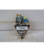 World Cup 1994 Pin - Match Location Pin Chicago Triangle Design - Peter ... - $15.00