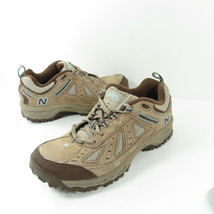 New Balance 645 Womens Size 6.5 B Brown Suede Hiking Trail Shoes WW645BR - $31.49