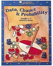 Data, chance & probability: Grades 1-3 activity book [Jan 01, 1992] Jone... - $8.89