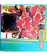 Peter Max Vase Sketch II 100 Piece Jigsaw Puzzle - $21.55