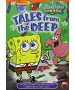 Spongebob SquarePants - Tales From the Deep Dvd - $9.99