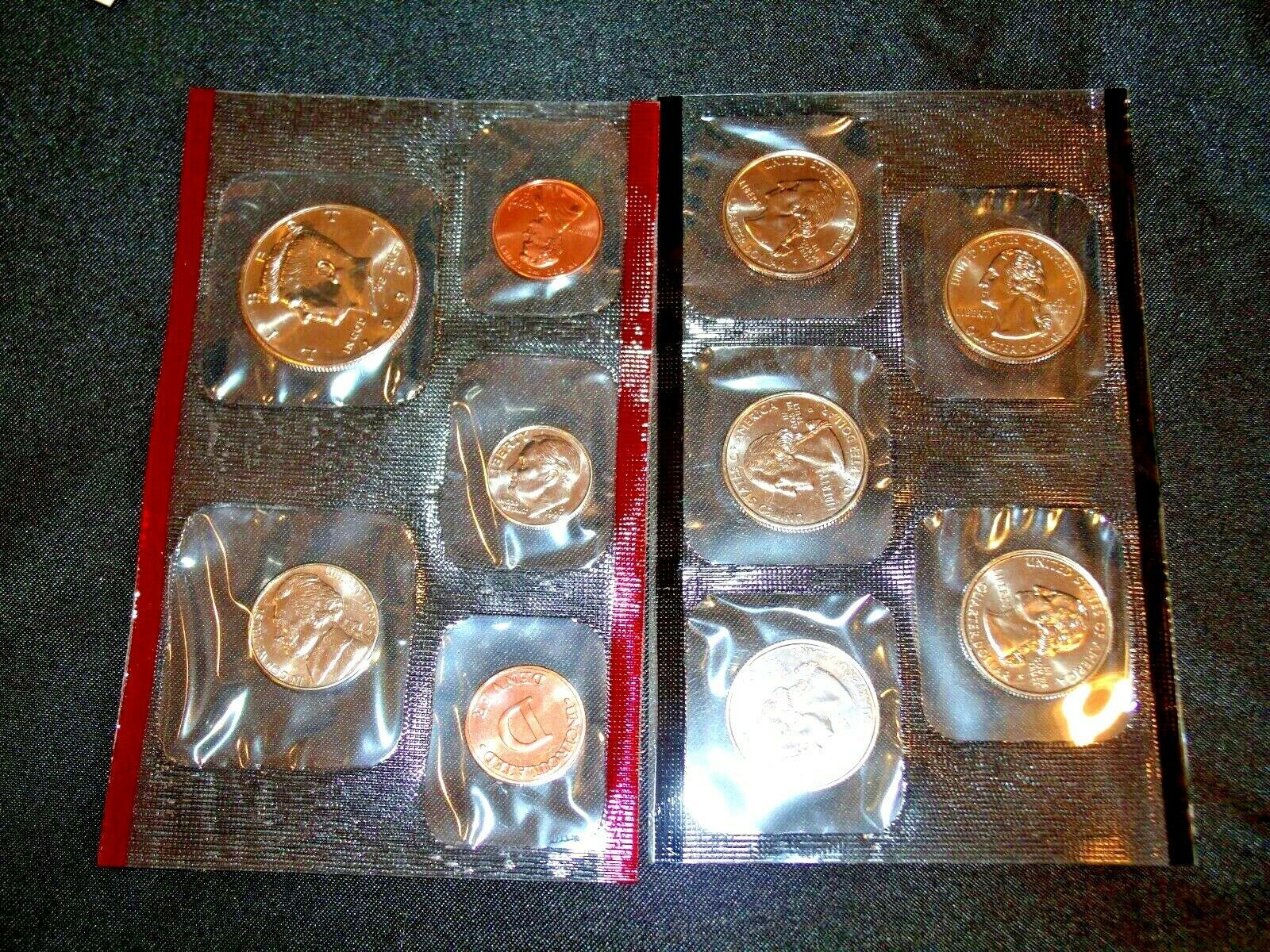 1999 United States Mint Uncirculated Coin Set  AA19-CNP6004