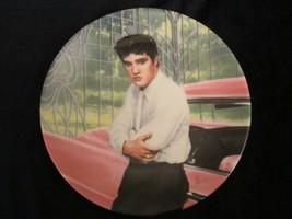 AT THE GATES OF GRACELAND collector plate ELVIS PRESLEY Legend #1 Bruce ... - $45.00