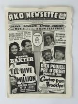 Ronald Reagan Vintage RKO Newsette - $26.68