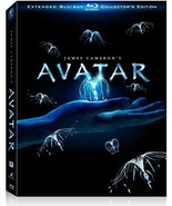 Avatar (Extended Collector's Edition) [Blu-ray] (2009) - $13.95