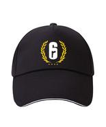 Game Rainbow Six Siege cotton baseball cap hip hop hat cosplay street ca... - £9.24 GBP