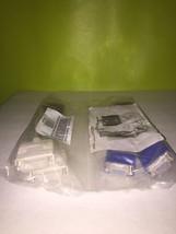 Dell Dual DVI & Dual VGA Splitter Cable Kit DP/N 0J9256 Sealed Pack - $10.00