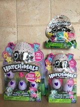 Hatchimals  CollEGGTibles 4 pack w/Bonus +2 pack w/Nest and 1 blind pack - $37.58
