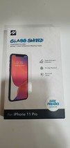 ZAGG Glass Shield iPhone 11 Pro - Tempered Glass Impact Protection - $11.99