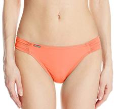Large 12-14 LOLE Women's Rio Swimsuit Bottom Bathing Suit Bikini Swim Mandarino