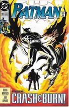 Batman Comic Book #483 Dc Comics 1992 Fine+ New Unread - $2.50
