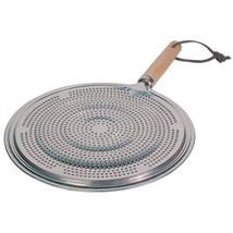 Flame Tamer SIMMER Ring Aluminum HEAT Diffuser DISTRIBUTER gas stove top... - $10.22