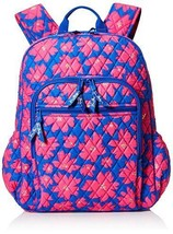 Vera Bradley Women's Campus Tech Backpack, Art Poppies - $131.30