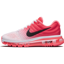 NIKE AIR MAX 2017 RUNNING SHOES HOT PINK/WHITE SIZE 9 BRAND NEW (849560-... - $124.69