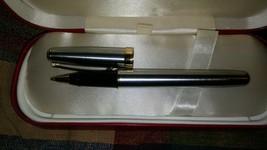 Sheaffer Prelude White Dot Red Case Ball Point Pen - $19.75