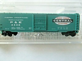 Micro-Trains # 50500442 New York Central  50' Standard Boxcar Z-Scale image 4