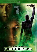 Star Trek: Nemesis (DVD, 2003, Widescreen) - $9.95