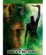 Star Trek: Nemesis (DVD, 2003, Widescreen) - £7.98 GBP