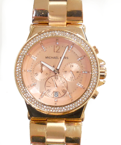 Michael kors Wrist Watch Mk 5396 and 50 similar items