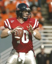 Eli Manning 8X10 Photo Ole Miss Rebels Ncaa Football Picture - $3.95