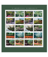 USPS American Gardens Sheet of 20 Forever Stamps - $13.99